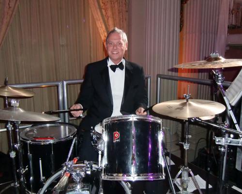 Drumming at the Biltmore